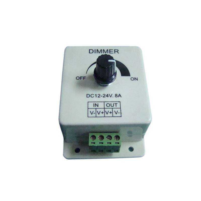 Distribuidores mayoristas de iluminaci n led dimmer for Regulador para led