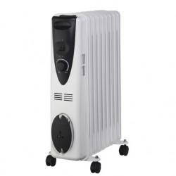 Radiador aceite 9 elementos 2000W