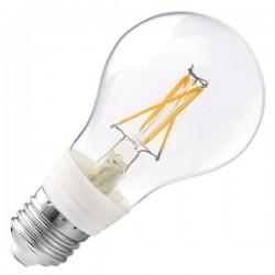 Bombillas estándar LED E27 4W 480 Lm 360º cálida