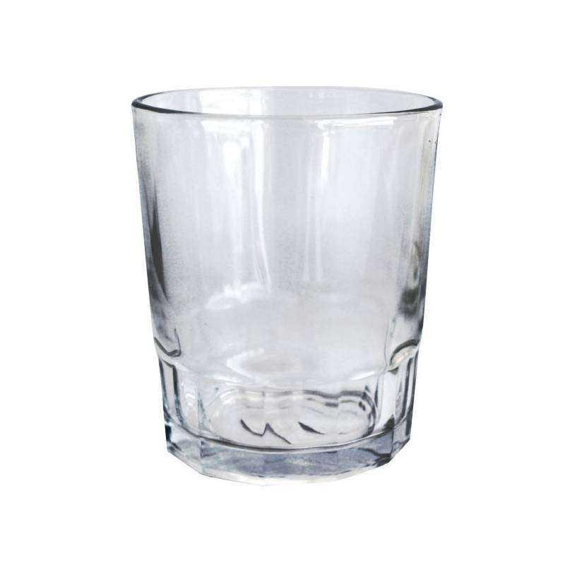 Vaso cl sico de cristal mayoristas menaje de cocina - Vasos grandes cristal ...
