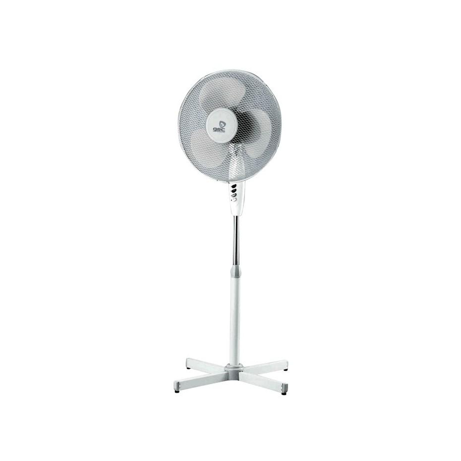 Ventilador Giratorio de pie 55W 40 cm de 3 velocidades