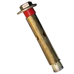 Tornillos metalicos para hormigon 60mm 8mm.