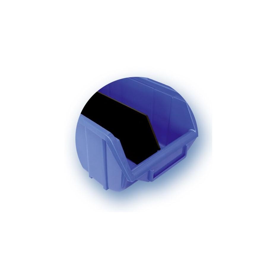 Separador para Gaveta apilables de polipropileno. 165x250x125mm. ref. 3301671