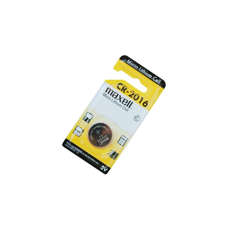 Caja 20 U. Pila de Lithio CR2016 3 V Maxell