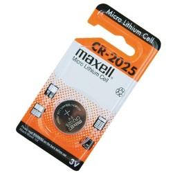 Caja 20 U. Pila de Lithio CR2025 3 V Maxell