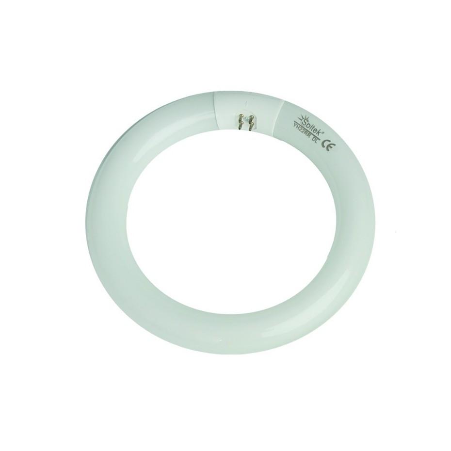 Caja 20 tubo fluorescente circular 32W T9 Trifósforo