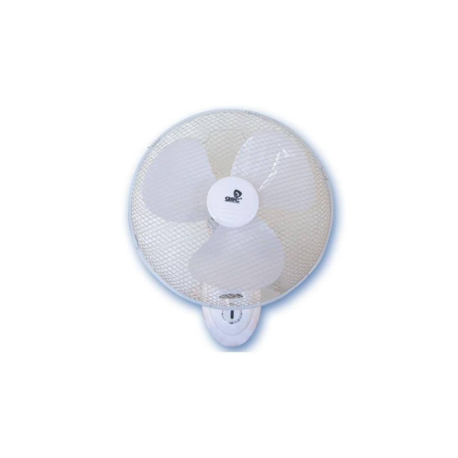 Ventilador de pared con cabezal oscilante multiorientable de 48W