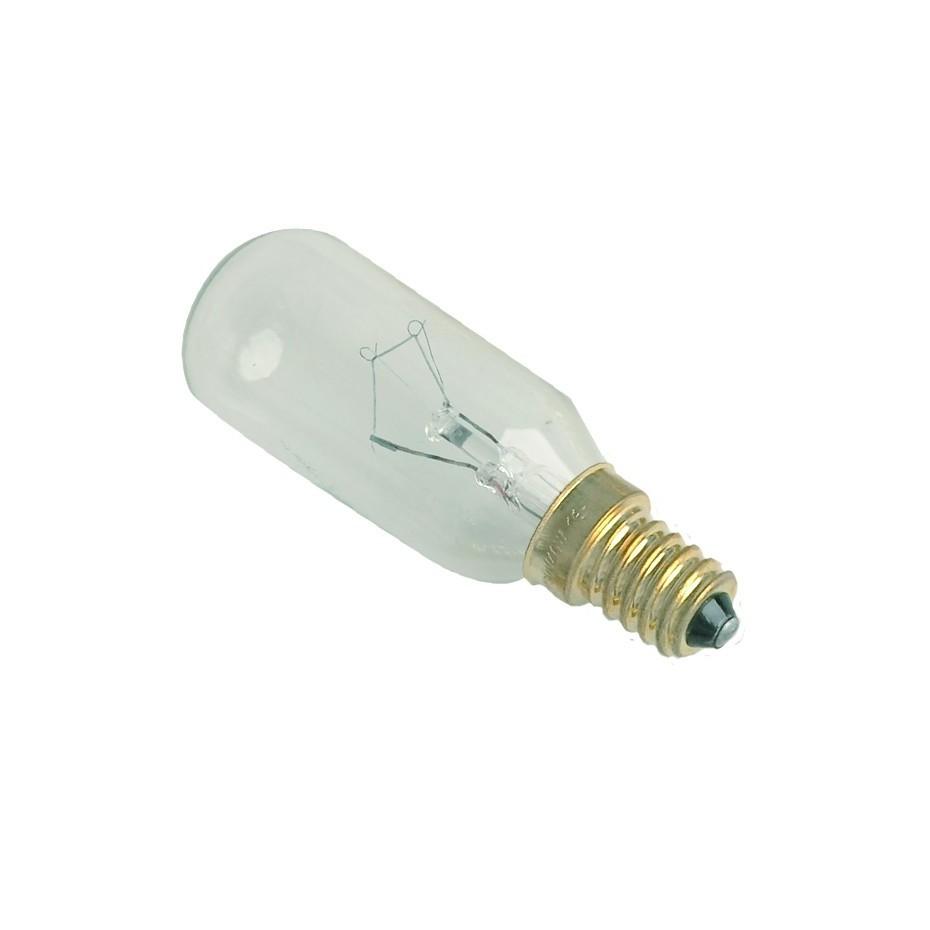 Caja 10 bombillas tubular clara 230V 40W E14