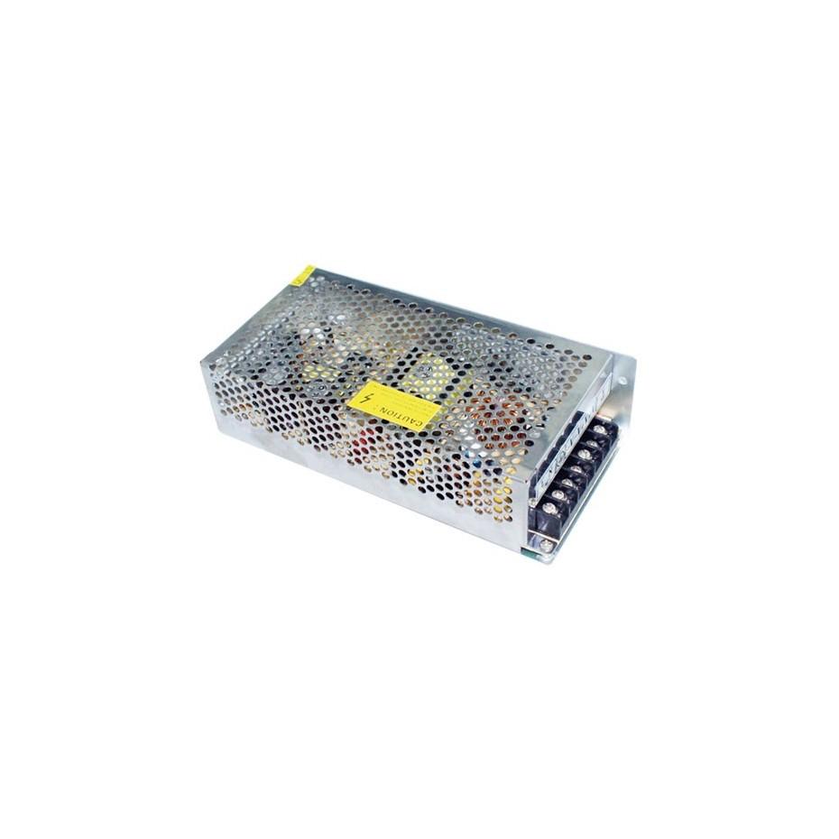 Transformador para tiras de led 200 watios for Transformador para led