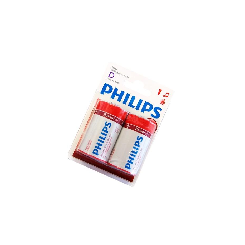 Caja 10 blisters 4 unidades de pilas alcalinas LR03 / AAA 1,5 V Fujitsu