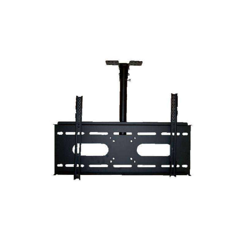 Soporte de techo regulable para televisores con candado de - Soportes de tv para techo ...