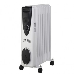 Radiador aceite 11 elementos 2500W