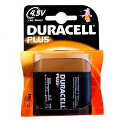 Caja 10 blisters de 1 unidad pila alkalina de petaca Plus 3R 12-4,5V DURACELL