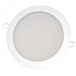 Downlight LED redondo empotrable de 20W 920 Lm Blanco