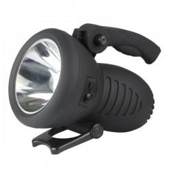 Linterna Cañón de luz de LED Recargable de 1W