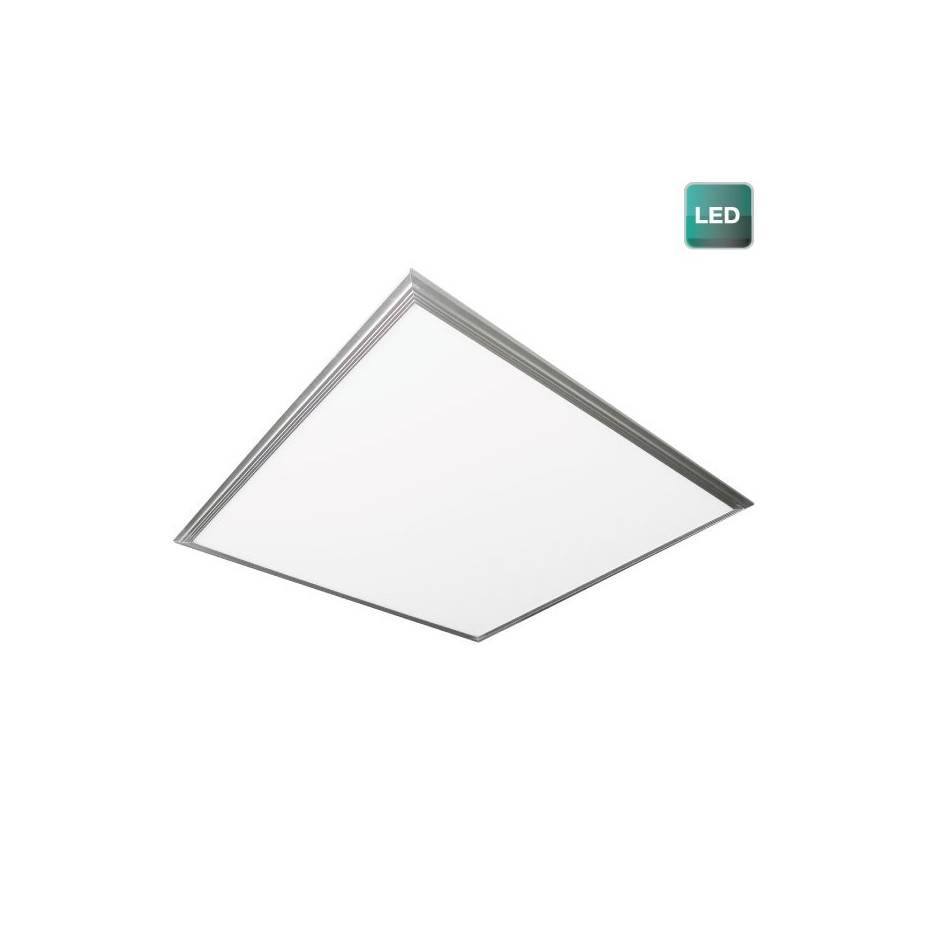 Pantalla luminosa ultraplana de 98 Leds 45W 3060 Lm 4200K 60 x 60 cm