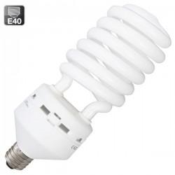 Caja 10 bombillas bajo consumo standard 13W E27 4200K día