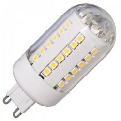 Bombillas LED G9 3W 240Lm 3000K cálida
