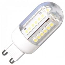 Caja 10 bombillas LED G9 2W 200Lm 3000K cálida