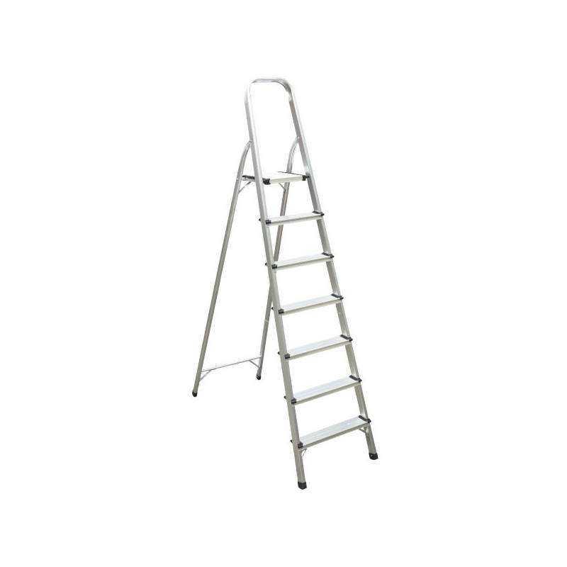 Distribuidores mayoristas de herramientas escalera 7 for Escaleras 7 escalones