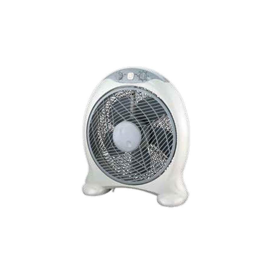 Ventilador BoxFan 45W de 30 cm 3 Velocidades