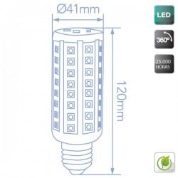 Caja 10 bombillas Reflectoras R50 LED 3,5W E14 cálida 3000K