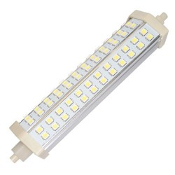 Lámpara LED lineal R7s 15W 189mm.