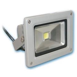 Proyector de LED de aluminio de Alto Brillo 10W Cálido 3000K