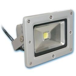 Proyector de LED de aluminio de Alto Brillo 30W Cálido 3000K