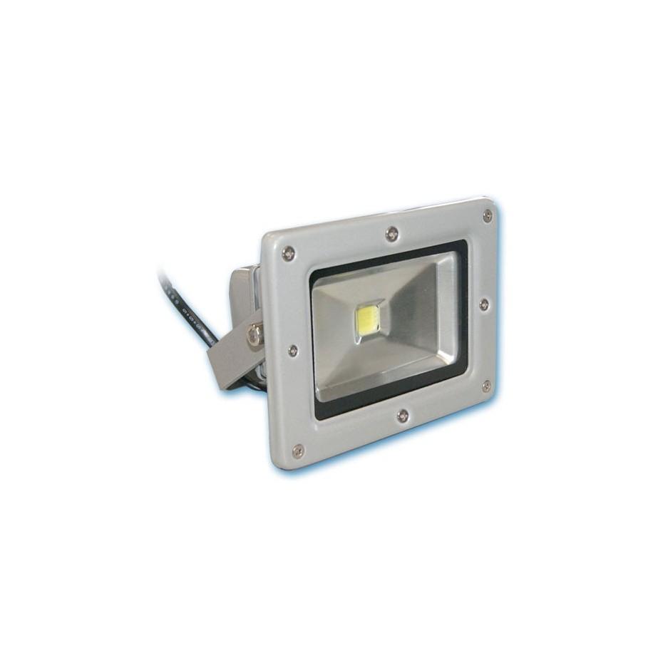 Proyector halogenuro 2xE27 36W 230V - IP65 con equipo incorporado.