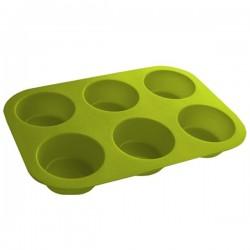 Molde para Magdalenas, Muffins, ... de silicona