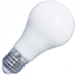 bombillas estándar LED E27 11W 806Lm 270º cálida
