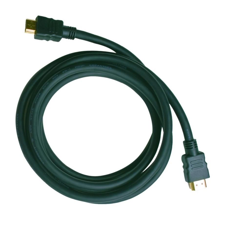 Conexión HDMI + HDMI de 1,8 mt.