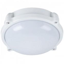 Aplique LED para Exterior 12W 700lm 3000K Redondo