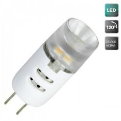Caja 10 bombillas G4 de LED 1,5W 3000K