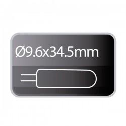 Caja 10 bombillas G4 de LED 2W 130 Lm 360º 3000K