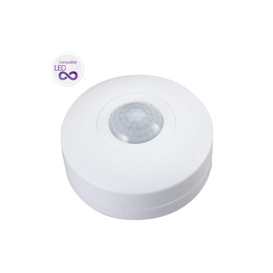 Detector de Movimiento en superficie 360º - 3 metros