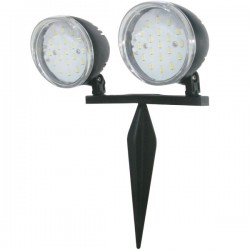 Regleta industrial simple para tubos LED 1x60cm