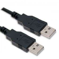 Cable USB macho a USB macho 1.8M