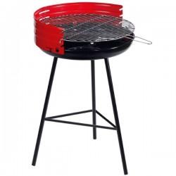 Barbacoa portátil carbón Ø35cm