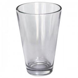 Vaso clásico de cristal