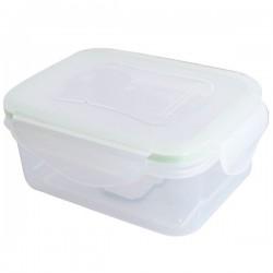 Táper plástico hermético 400ml.