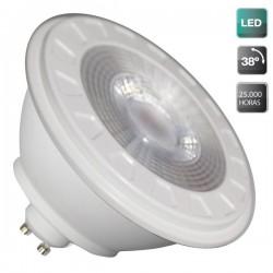 Bombillas LED AR111 GU10 12W 900lm 3000K