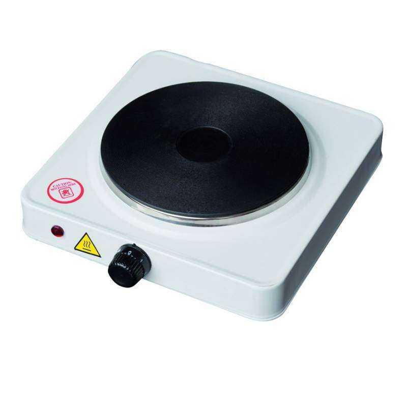 Hornillo electrico de 1 quemador de 1500w for Hornillo electrico portatil