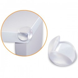 Set de 4 Protege esquinas de silicona