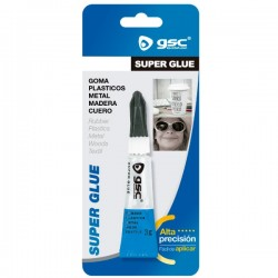 Pegamento super glue 3gr.