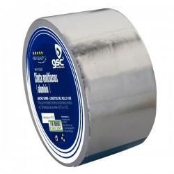 Cinta aislante eléctrica PVC blanca 10M