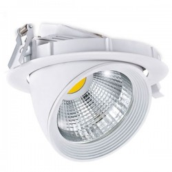 Downlight LED Blanco 30W...