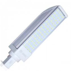 Bombillas LED PL G24 de 11W...