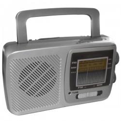 Radio Horizontal Portátil con Asa